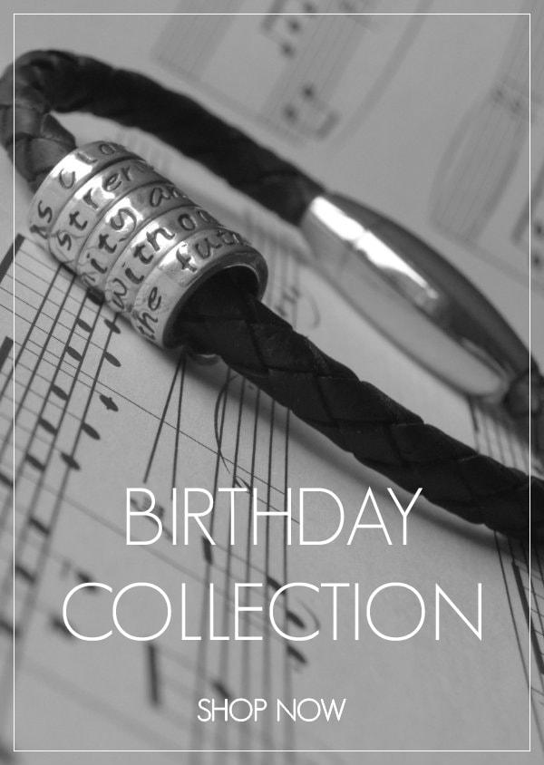 Birthday Jewellery Collection